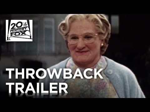 Mrs. Doubtfire is listed (or ranked) 3 on the list The Best Father-Son Movies Ever Made