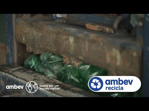 Ambev - Programa Ambev Recicla