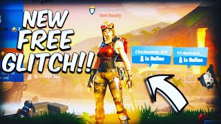 How To Merge Free Skins TO YOU ACCOUNT in Fortnite Battle Royale