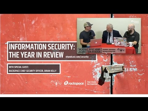 Information Security: The Year-in-Review