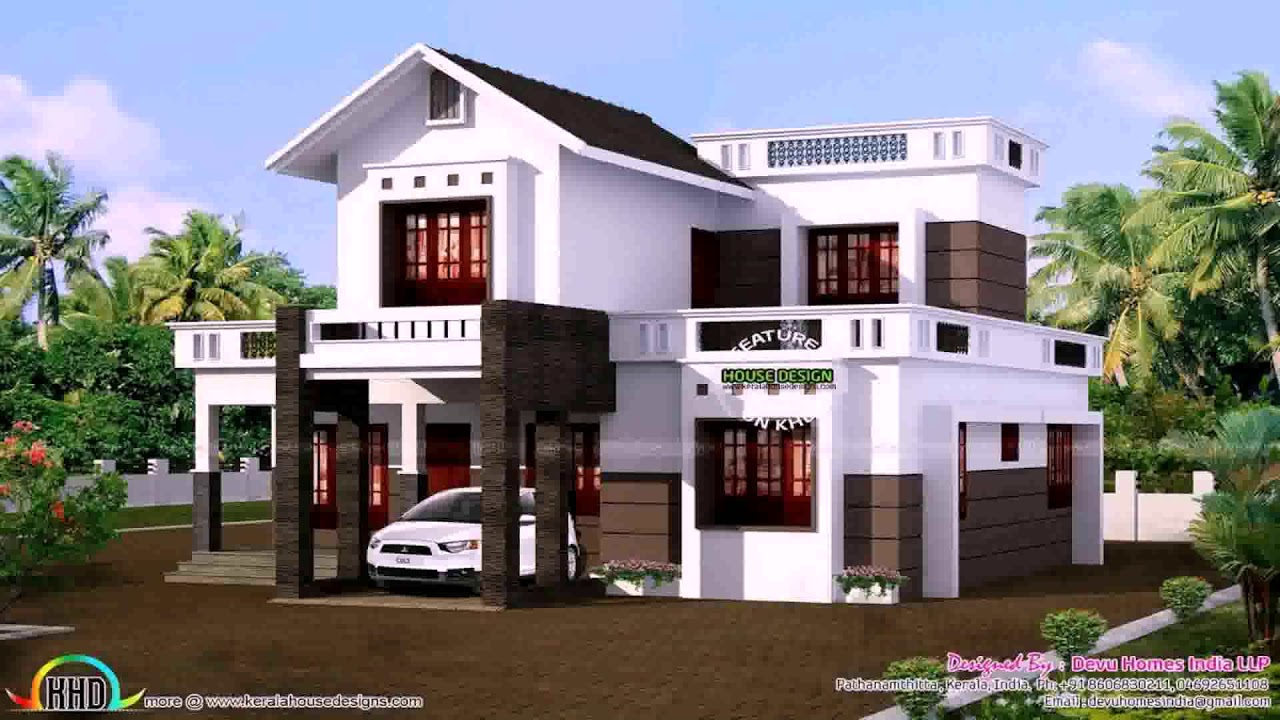 House Plans For Small Plots In Uganda - YouTube