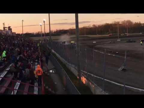 Jared Horstman Racing-May10,2019-I-96 Speedway-Heat Race