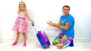 Nastya và cha bộ sưu tập các bộ truyện vui nhộn mới dành cho trẻ em
