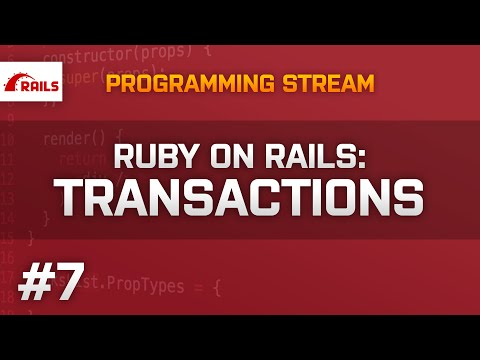 Ruby on Rails: Working with Points Transactions - Part 7 - Programming Stream - 27-12-2015