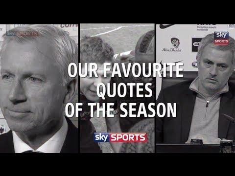 Best Premier League quotes of the 2013/14 season - Sky Sports