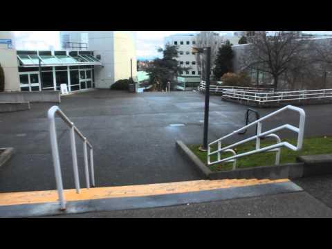 VIU Campus Tour- To Student Union