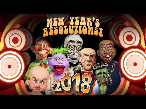 New Year's Resolutions 2018 | JEFF DUNHAM streaming vf