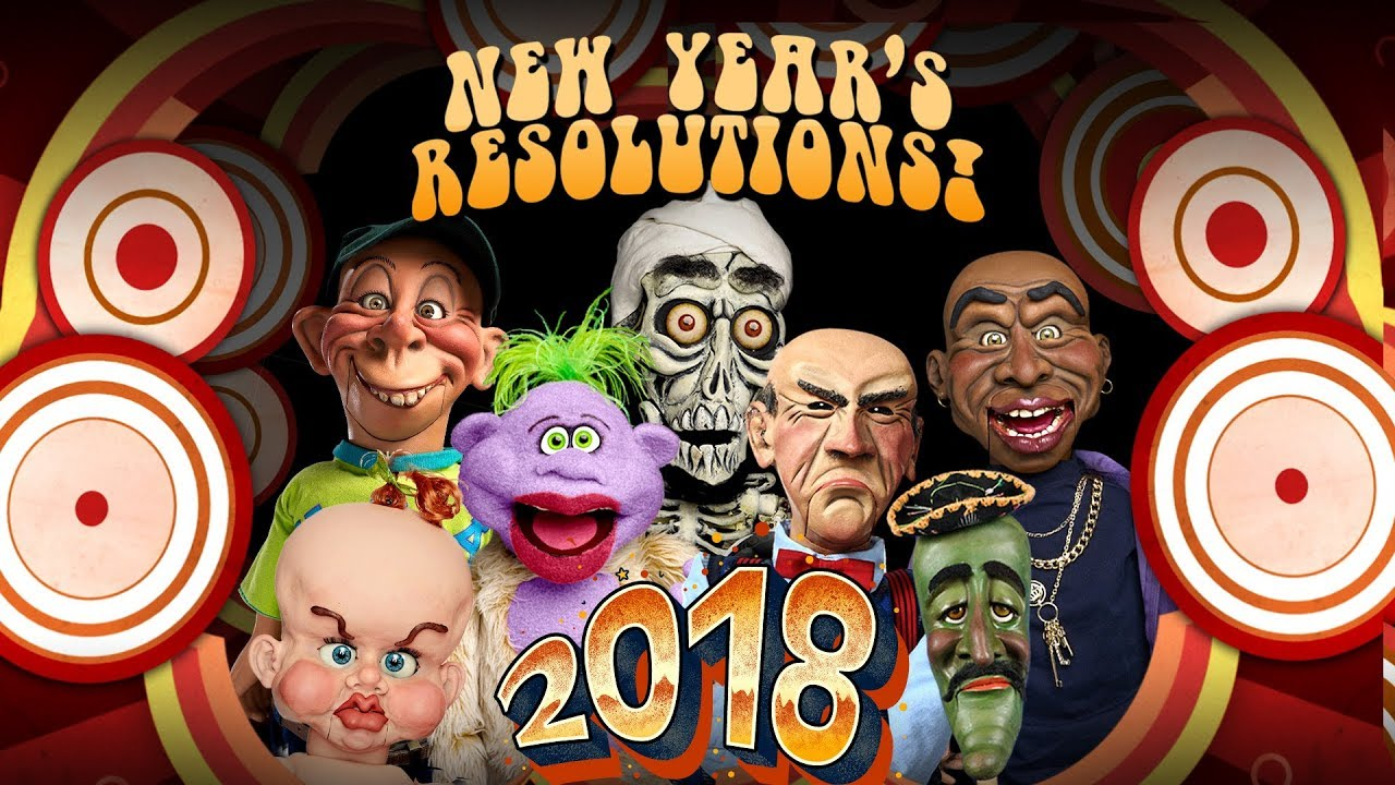 Jeff Dunham Christmas 2019 New Year's Resolutions 2018 | JEFF DUNHAM   YouTube