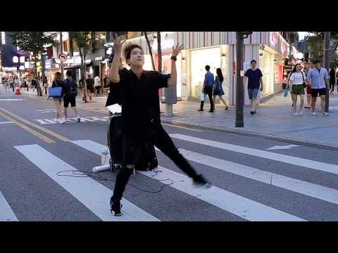 JHKTV] sin chon k-pop dance DOB (HJ) call me baby