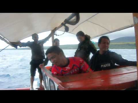 Maritime Police GenSan City [After the mission in Balut Island] Part 2