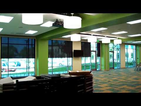 3 Blind Mice Motorized / Electric Blinds in San Diego Conference Room Somfy SDN
