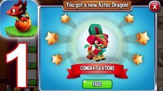 Dragon City Mobile - Gameplay Walkthrough Video Part 1 (iOS Android) screenshot 2