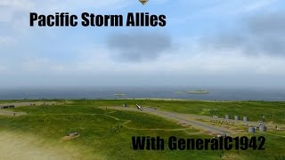 Pacific Storm Allies: First Look