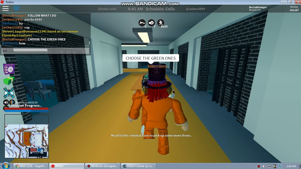 Roblox Jailbreak Walk Through Walls Hack Noclip Patched
