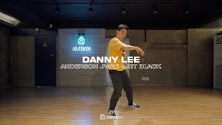 Anderson .Paak - Jet Black (ft. Brandy)   DANNY Choreography
