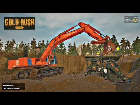 Gold Rush: The Game | Dos sistemas TIER II al mismo tiempo