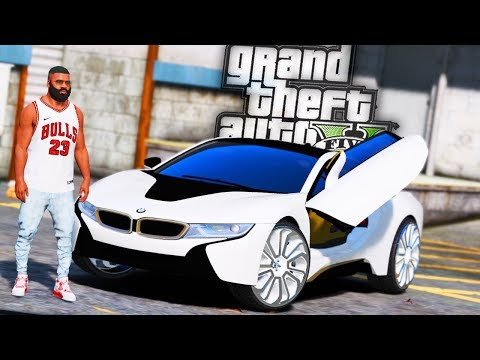Getting Forgiato Rims For The Bmw I8 Gta 5 Real Hood Life Day