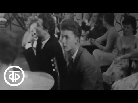 """Ибрагим Джафаров """"Итальянская серенада"""". Голубой огонек № 1 (1962)"""
