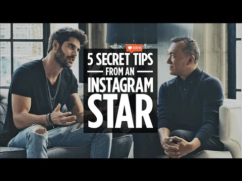 Nick Bateman shares secrets to finding Instagram fame
