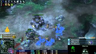 Scarlett vs MMA Game 2 Dailymotion Cup Group A