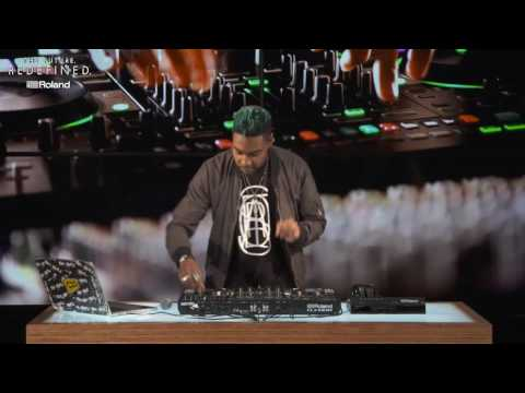 """DJ Controller DJ-808  """"The Future. Redefined."""" Live stream from Auckland"""