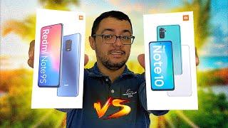 Redmi Note 9s vs Redmi Note 10: Qual é o Melhor Xiaomi para Comprar? (Comparativo)