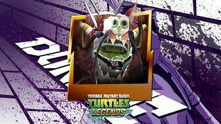 Черепашки-Ниндзя: Легенды - ИСПЫТАНИЕ ВИДЕНИЕ (TMNT Legends UPDATE 9)