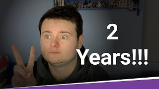 2 Years on YouTube!!!