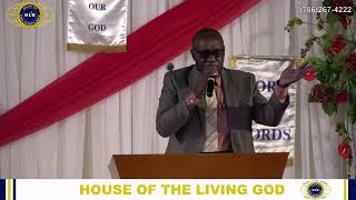 House of the Liטing God │ September 19th 2021 │ 11AM Service