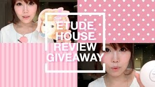 【BrenLui大佬B】買咗啲嘢送俾你 Etude House Review & Giveaway Thumbnail