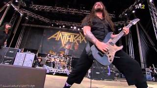 Anthrax - Only (Live @Gothenburg July 3, 2011) HD