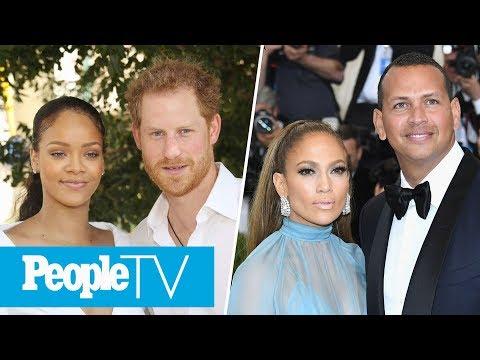 Rihanna Shares Royal Wedding Night Advice, Alex Rodriguez On JLo Engagement | LIVE | PeopleTV