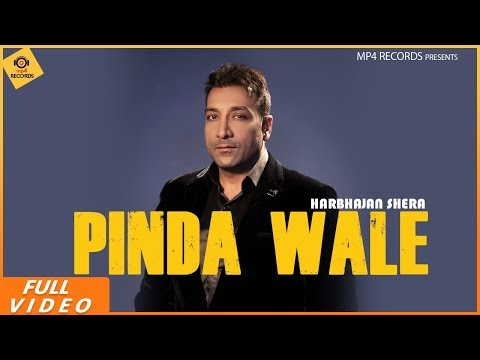 harbhajan-shera---pinda-wale-(full-video)-|-latest-punjabi-songs-2019-|-mp4-music