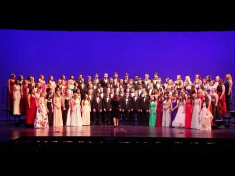 2017 Spotlight Spectacular Choir Concert Featuring Robyn