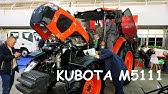 REGEN process Kubota Tractor M5091/M5-111 - YouTube