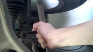 Стук в рулевой рейки Форд фокус 3(Пробег около 5000км., 2012-07-26T16:03:51.000Z)
