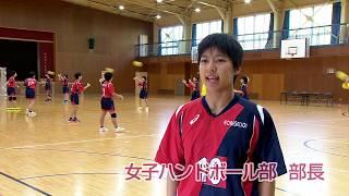 女子ハンドボール部 神戸星城高等学校