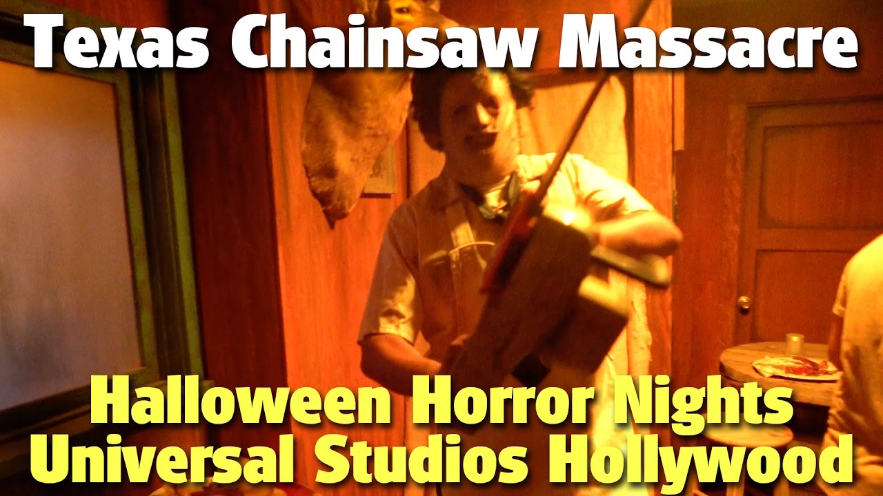 Download Texas Chainsaw Massacre: Blood Brothers | Halloween Horror Nights | Universal Studios Hollywood