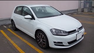 2013 New Volkswagen Golf - Exterior & Interior