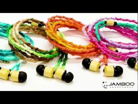 Jamboo Headphones Kickstarter Campaign Video