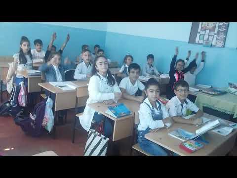 Armenia ,Vanadzor 19 School.Etwinning Project