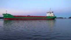 Ships In Lake Saimaa (Part II)