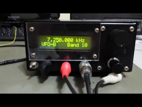 AD9850 DDS AMPLITUDE MODULATION - AM  - 2