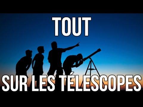 TOUT SUR LES TELESCOPES