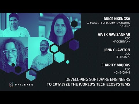 Developing software engineers to catalyze the world's tech e