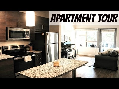 DOWNTOWN STUDIO APARTMENT TOUR FLORIDA 2017
