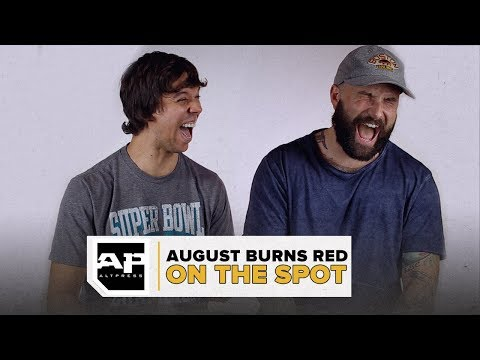 August Burns Red Jump Into the Eminem/MGK Feud and Dream of a Collaboration with DMX