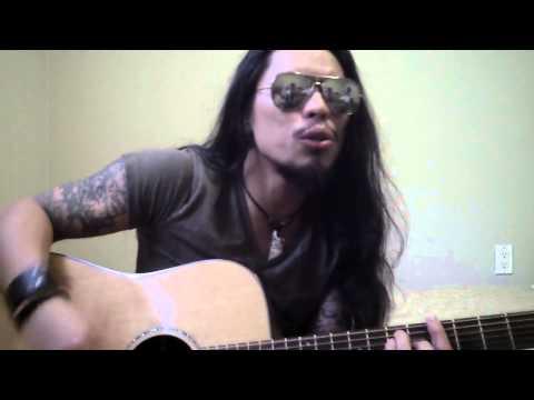 Lem Gutierrez - Love Is On The Way (Saigon Kick cover)