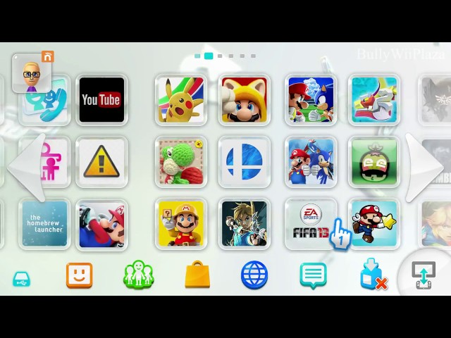[Wii U] My (Intermediate) Digital Games Collection