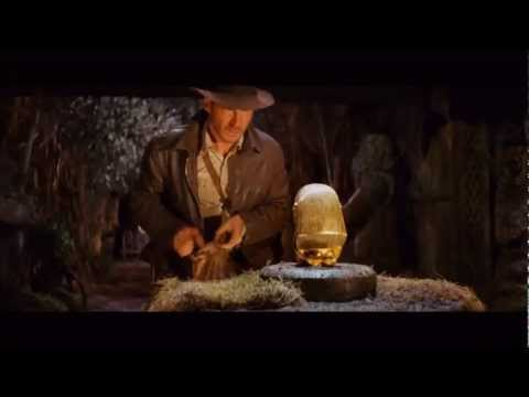 Indiana Jones Raiders Of The Lost Ark  Famous Scene